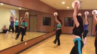 Tambo choreography by Rooshsna