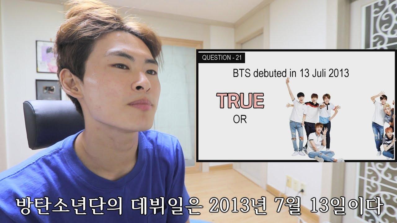 (ENG SUB) How well do you know Kpop? Kpop Quiz - TRUE or FALSE  [GoToe KPOP]
