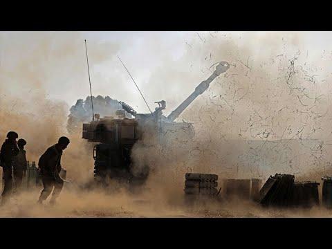 Israel, Hamas Conflict Intensifies