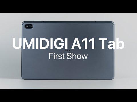 UMIDIGI A11 Tab - First Look