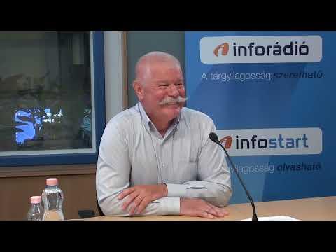InfoRádió - Aréna - Csák János - 2021.06.17.