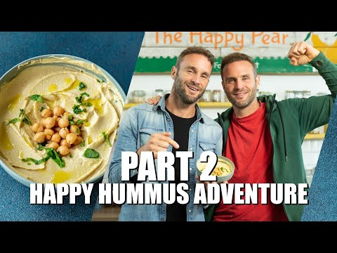 """THE BEST HUMMUS DOESN'T EXIST..."""""""