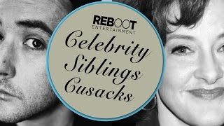Celebrity Siblings- The Cusacks