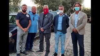 CASTIGLIONE COSENTINO: 30° ANNIVERSARIO DELLA MORTE IN SERVIZIO DEL CARABINIERE RENATO LIO - VIDEO