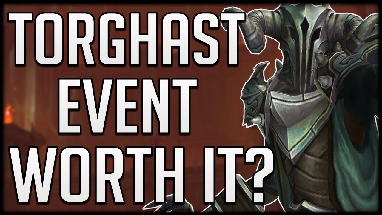 SignsOfKelani - A WASTE OF TIME? New Special Event In Torghast This Week | WoW Shadowlands