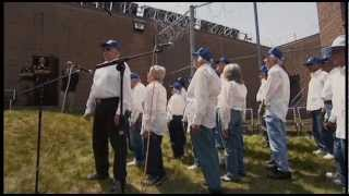 """Young@Heart """"Forever Young"""" Live at Hampshire County Jail"""
