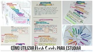 COMO ESTUDIAR con Flash Cards | Beatriz Lavega