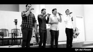 Quarteto Ad Finem - Musica: Lindo és meu mestre