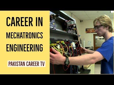 Career In Mechatronics