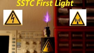 SSTC First Light / New Half Brige / Part 3