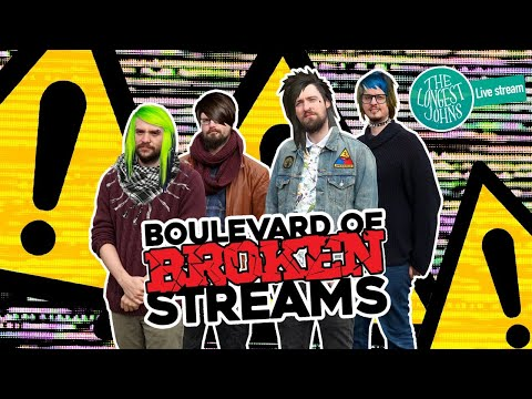 Boulevard of Broken Streams    The Longest Johns Full Band Stream