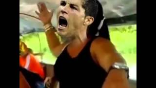 "Cristiano Ronaldo ""El Tormento tuyo soy yo"""