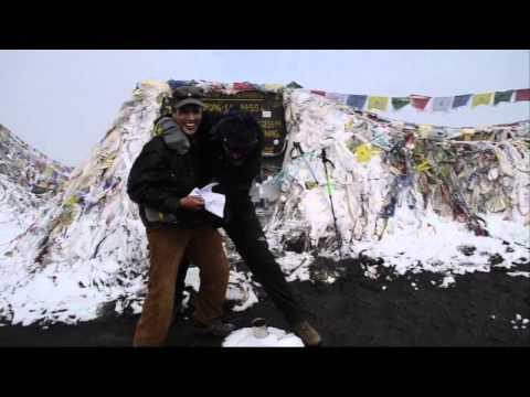 Miradasdelmundo en los Annapurna