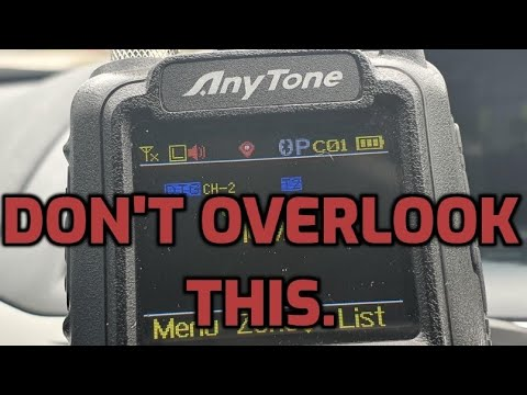 Anytone don't overlook this amazing feature