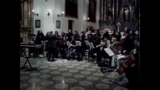 Amazing Grace - Coro Ávalon y Ensamble de Música Celta de Buenos Aires
