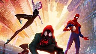 Spiderman:Into The Spider Verse (Music Video) - Superhero