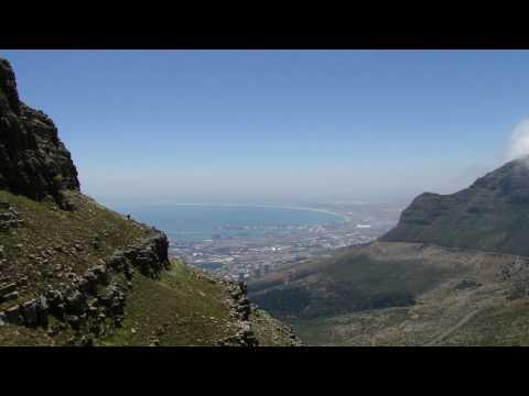 Cape Town, Climbing Table Mountain