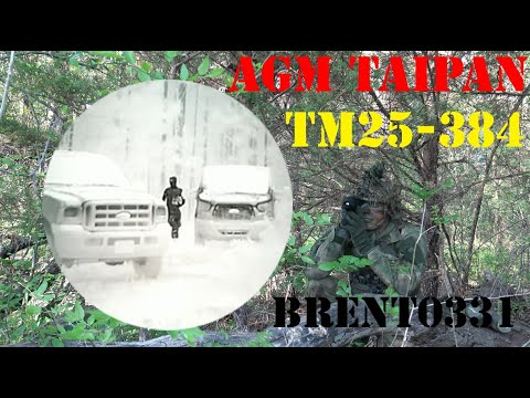 AGM TAIPAN TM25-384 Thermal Monocular - Review By Brent0331