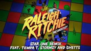Raleigh Ritchie - The Greatest (Star.One Remix Feat. Tempa T, Stormzy & Ghetts)