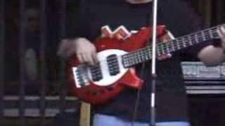 "Lobbuck Lou live: Divididos' ""Salir A Asustar"""
