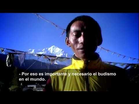ENTREVISTA A UN MONJE TIBETANO. VIDEOS DE VIAJES AÑOS LUZ