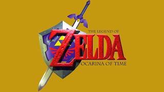 Princess Zelda - The Legend of Zelda: Ocarina of Time