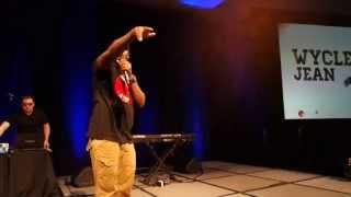 Wyclef Jean - DIvine Sorrow Live Performance in Las Vegas