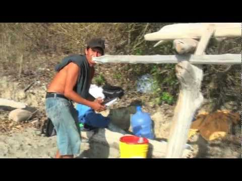 Eco Surf Volunteers Canoa July 2011 Part 5