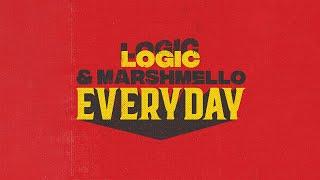 Logic & Marshmello - Everyday (Clean Edit)