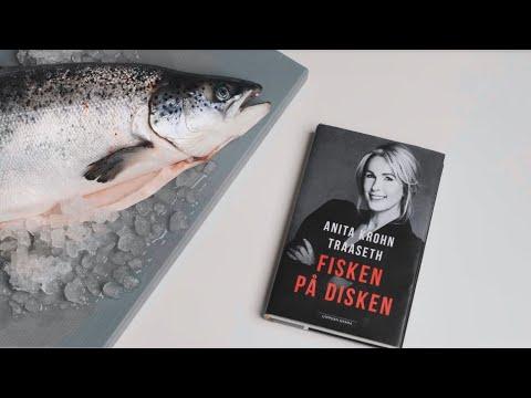 «Fisken på disken» er ikke en kokebok!