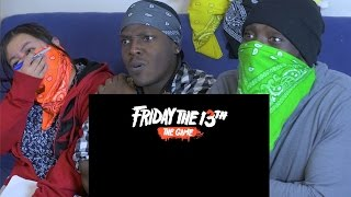 Friday the 13th: The Game - 'Killer' Trailer Reaction