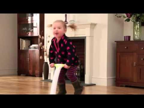 TP Junior Bouncer Trampoline
