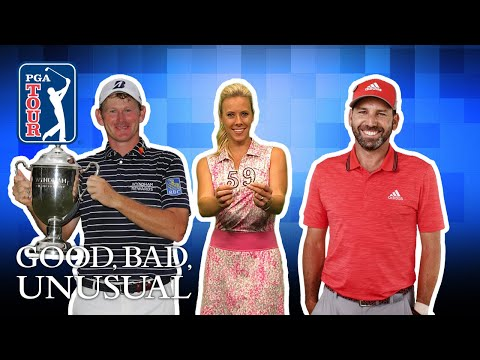 Snedeker becomes Mr. 59, Sergio?s #GolfIsHard weekend & 3 aces in one day