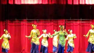 Tarian CCA Fair 2011 - Puteri Sri Ayu