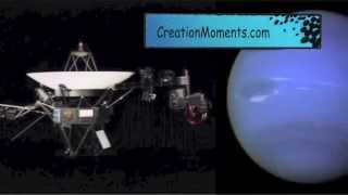 Voyager 2 Encounters Neptune | Creation Moment
