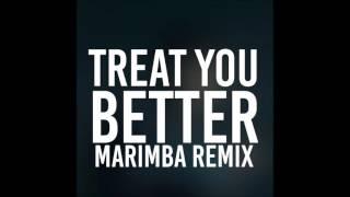 Treat You Better (Marimba Remix of Shawn Mendes)