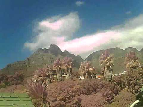 Timelapse Video – Table Mountain – 26/03/2011