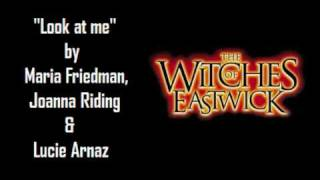 """Look at me"" of The Witches of Eastwick"