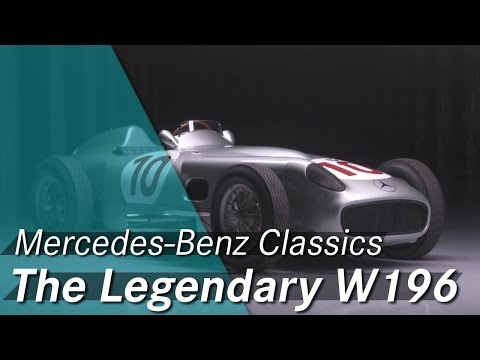 Operation Restoration - Fangio's W196 gets an upgrade!