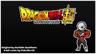 Dragon ball Super - Jiren's Theme (8-bit recreation)