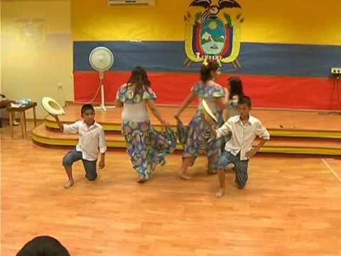 Fiesta Ecuador – Baile Niños