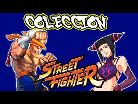 COLECCION FIGURAS STREET FIGHTER ENTREGAS 18 Y 19