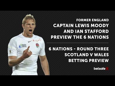 Scotland v Wales 6 Nations Preview - Lewis Moody