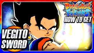 Dragon Ball Fusions 3DS English Guide: How To Unlock Vegito Sword Skill! (Spirit Sword)