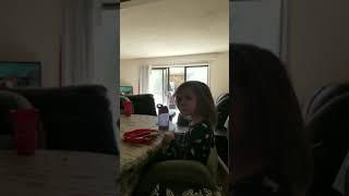 Slipknot psychosocial My kids reaction