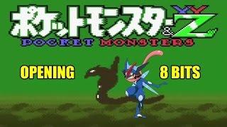 Pokemon XYZ   Opening 8 bits