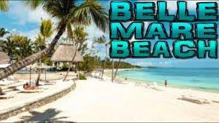 Belle Mare Beach Mauritius 4K