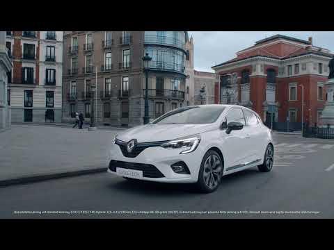 "Renault CLIO Hybrid - ""Bromsläge"""