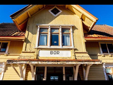 Stationsvägen 3, Bor - Svensk Fastighetsförmedling