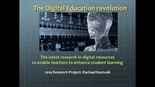 EDUCATION PROFESSIONAL DEVELOPMENT: digital resources for education